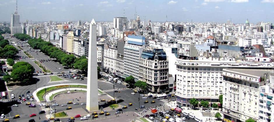 melhor cruzeiro para Argentina (buenos aires)