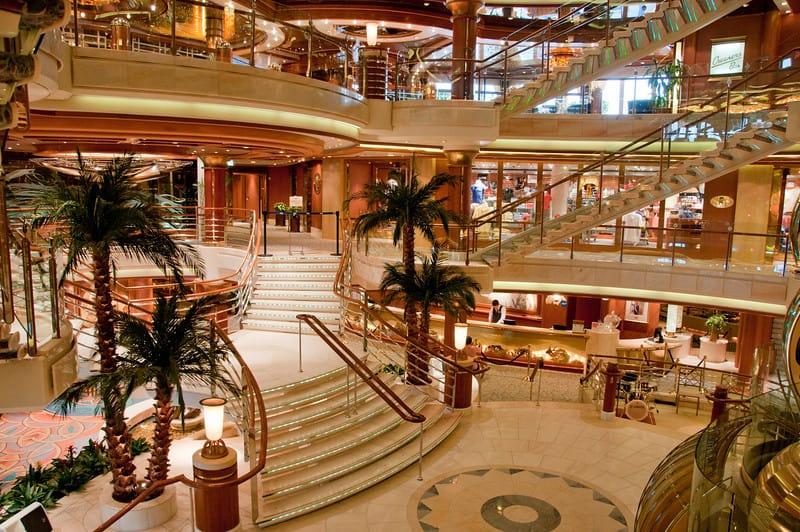 navio coral princess