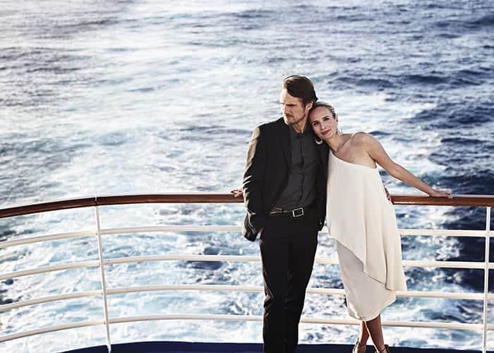 Navio para casais