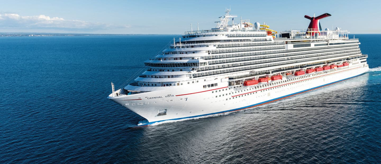 navio carnival vista