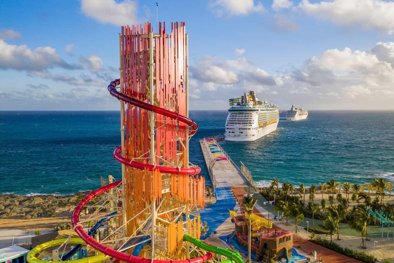 melhor cruzeiro da royal caribbean