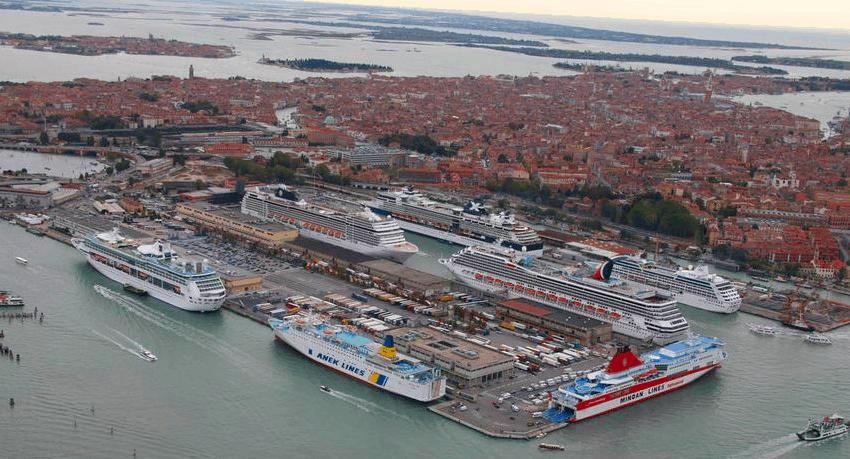 melhores cruzeiros saindo de veneza