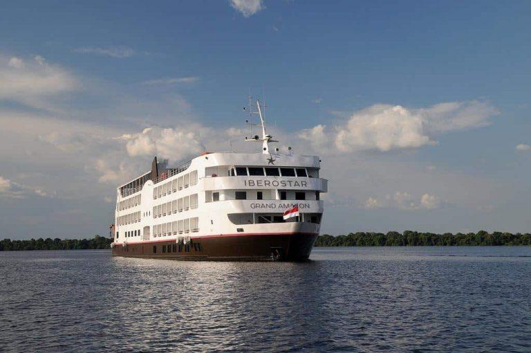 melhor cruzeiro pelo Amazonas