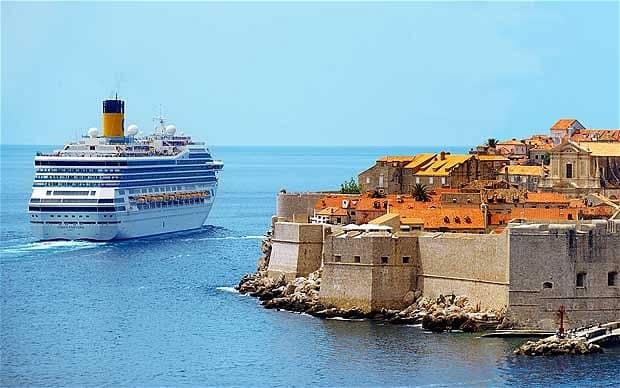 melhor cruzeiro mediterrâneo