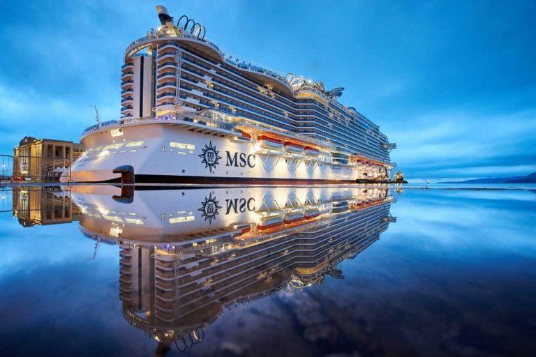 navio da MSC