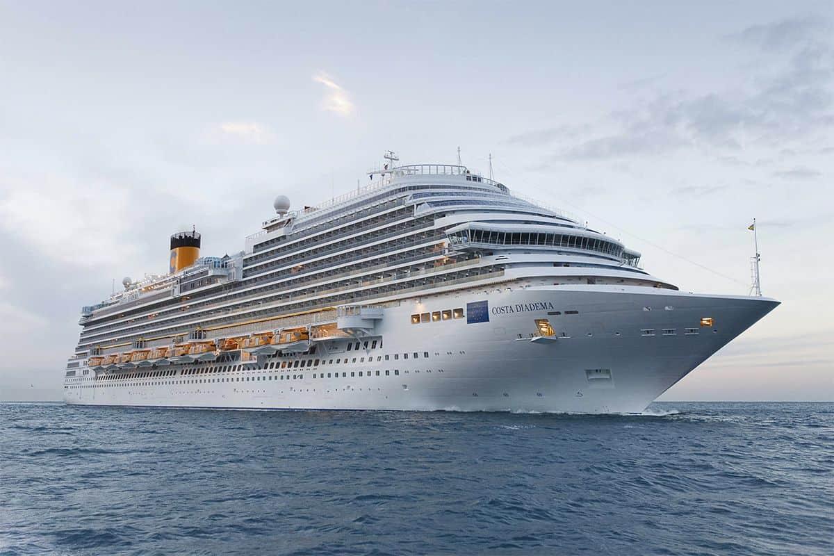 navio costa diadema