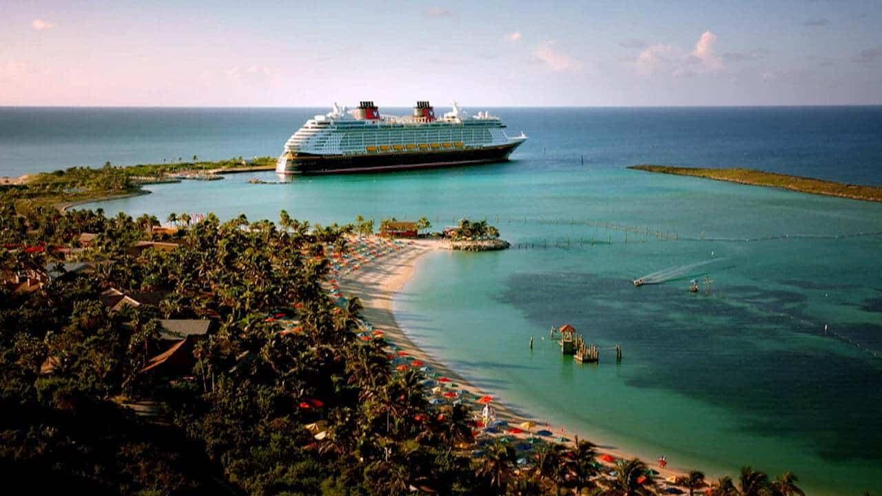 melhor cruzeiro da disney cruises