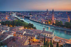 melhores cruzeiros pela Itália