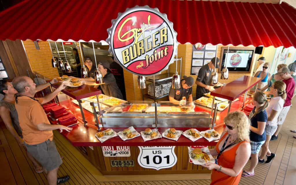 Guy's Burger Joint Carnival