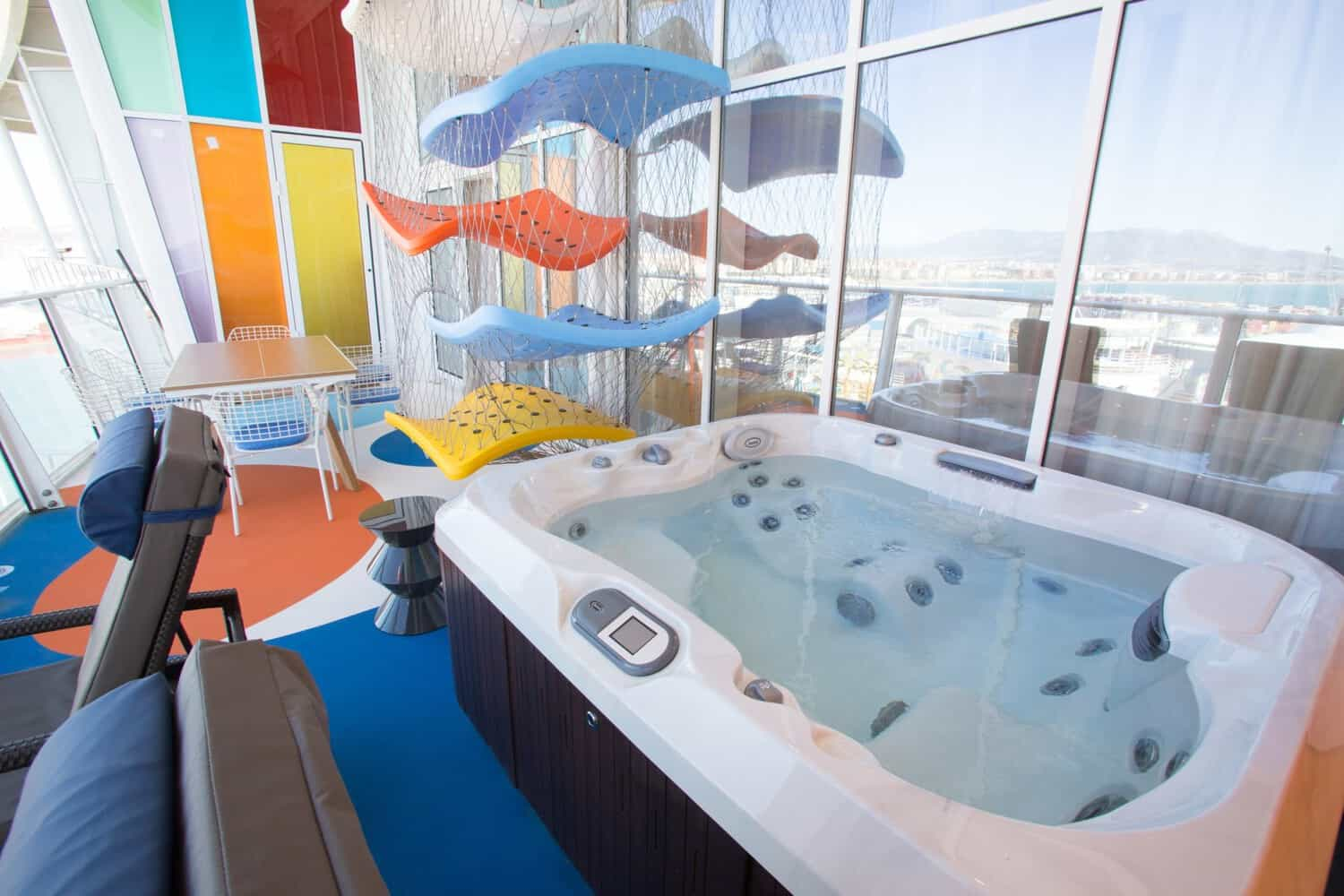 Ultimate Family Suite da Royal caribbean