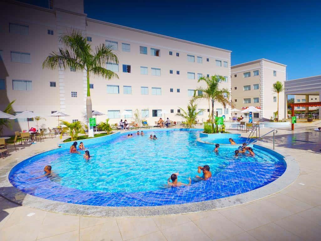 Encontro das Aguas Thermas Resort