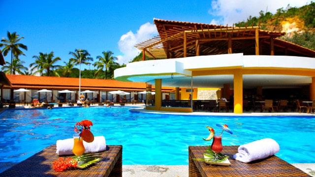 Os 5 Melhores Resorts de Porto Seguro