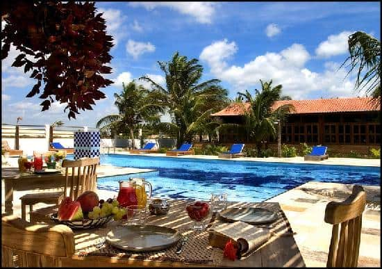 melhor resort em jericoacoara
