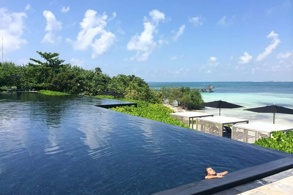melhor resort de Cancun