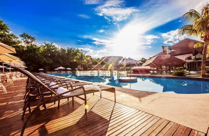 melhores resorts de foz do iguaçu