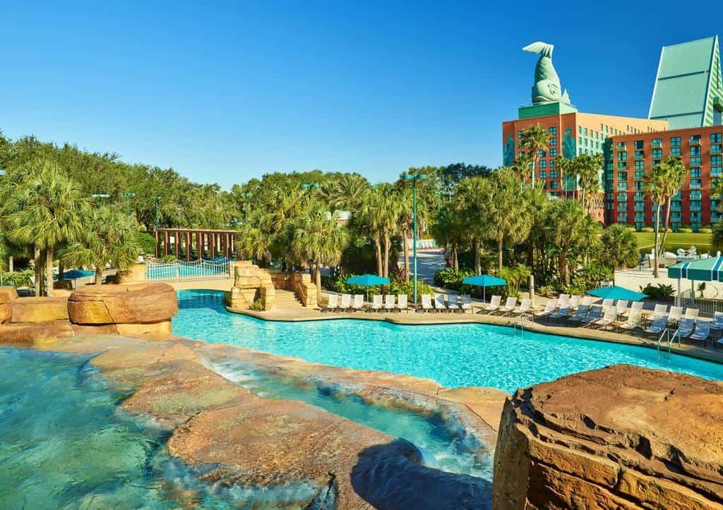 Walt Disney World Dolphin 3