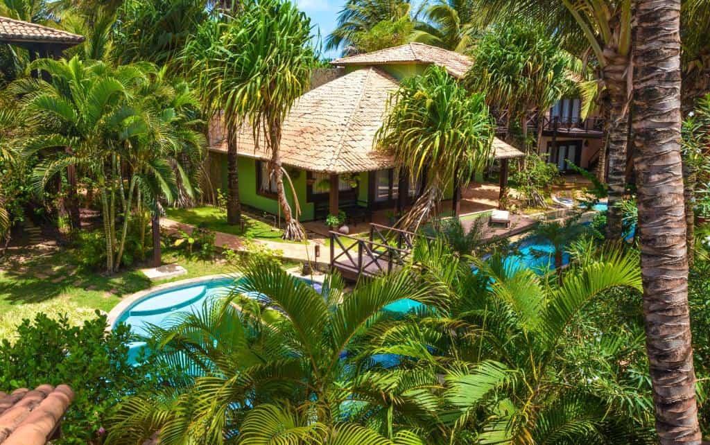 Melhores Hotéis da Praia da Pipa: Domus Villas
