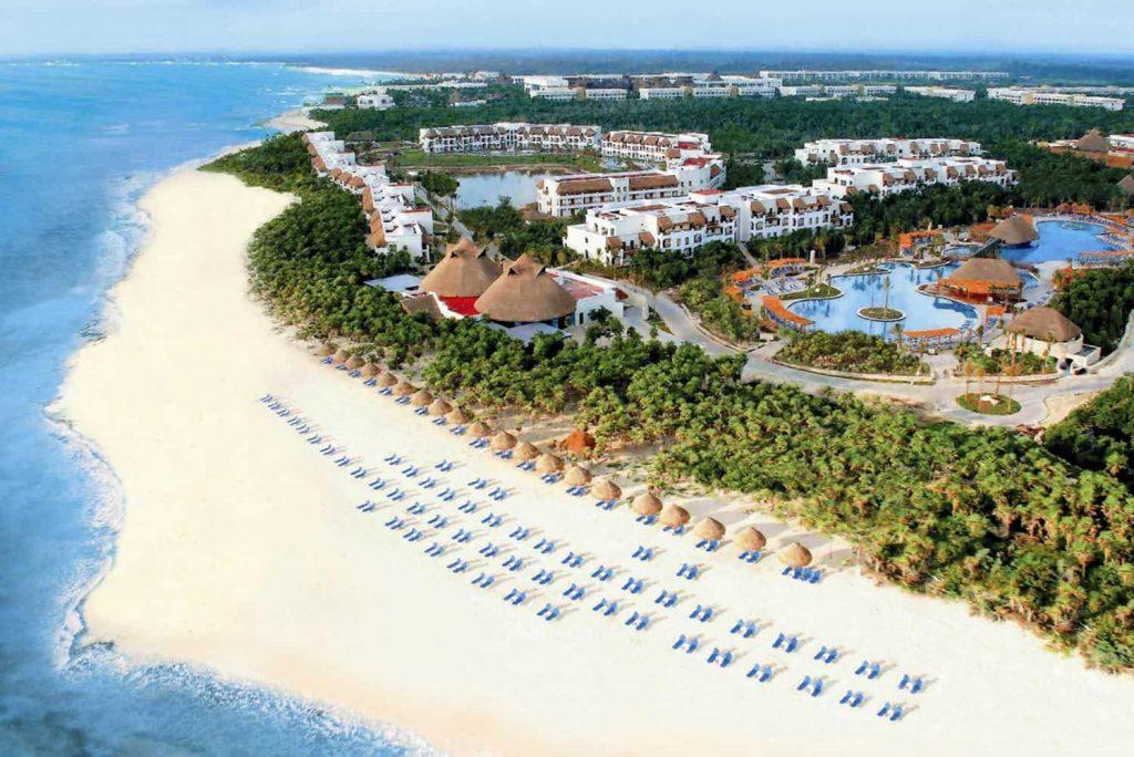 melhores resorts no México