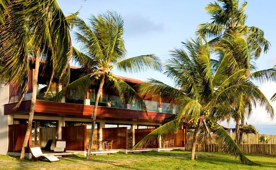 Serrambi Resort é bom