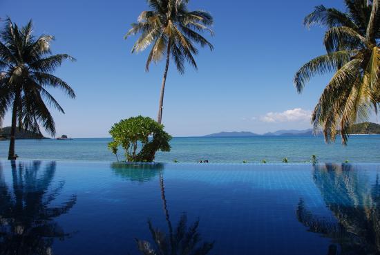 melhores resorts da Tailandia