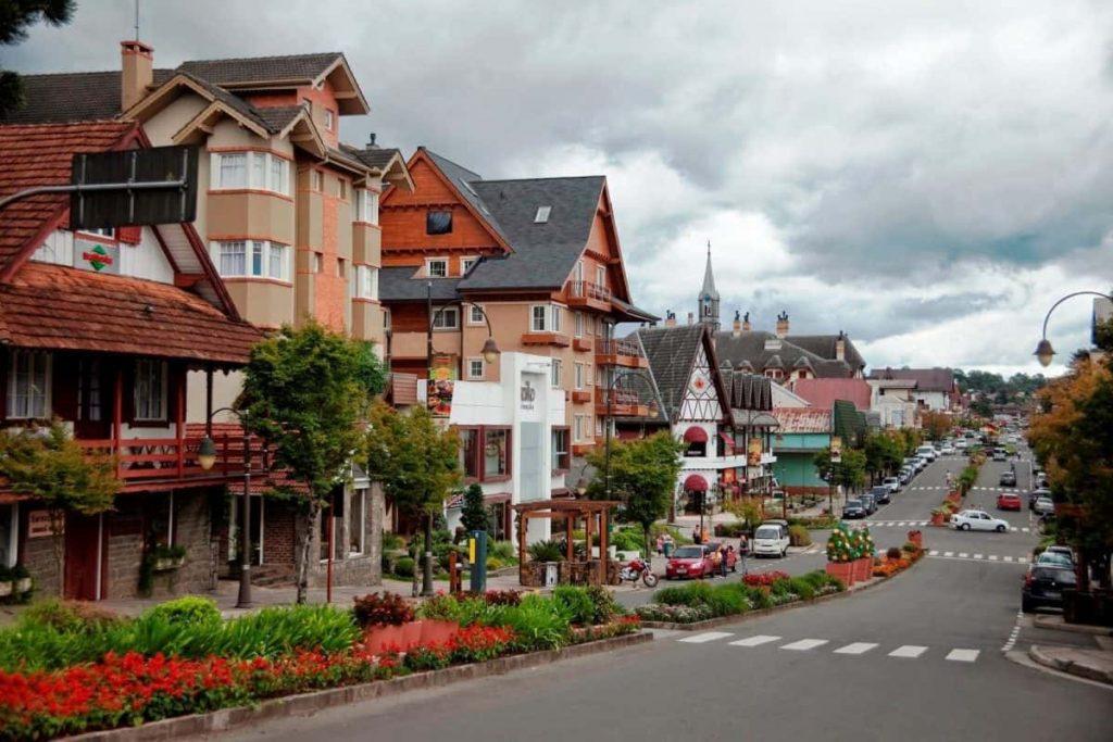 melhores hotéis de Gramado