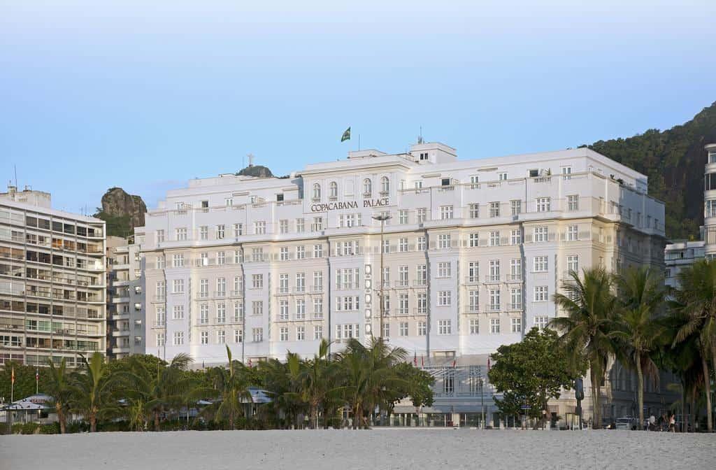 Melhores Hotéis de Luxo do Brasil: Belmond Copacabana Palace