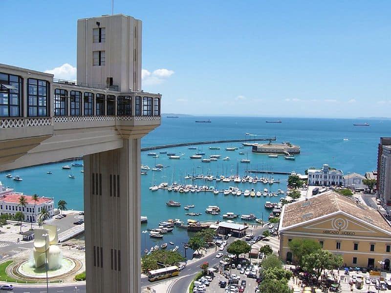 melhores hotéis do Brasil