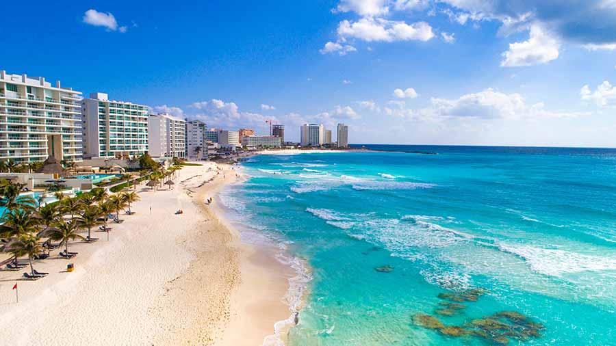 melhores hotéis de cancún