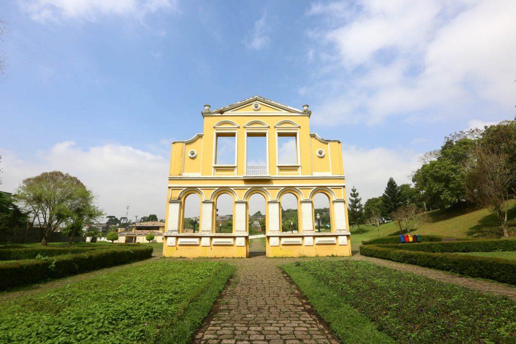 melhores hotéis de Curitiba
