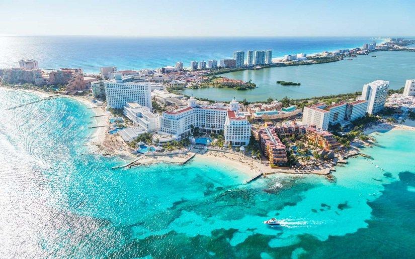 hotéis em cancún
