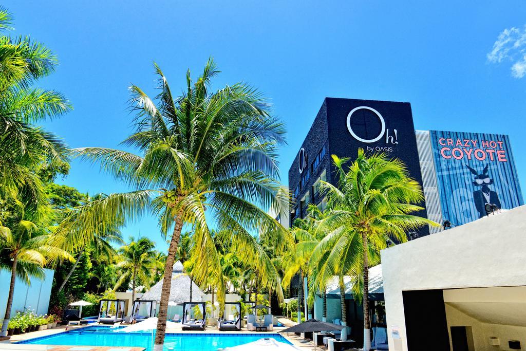 Oh Cancun