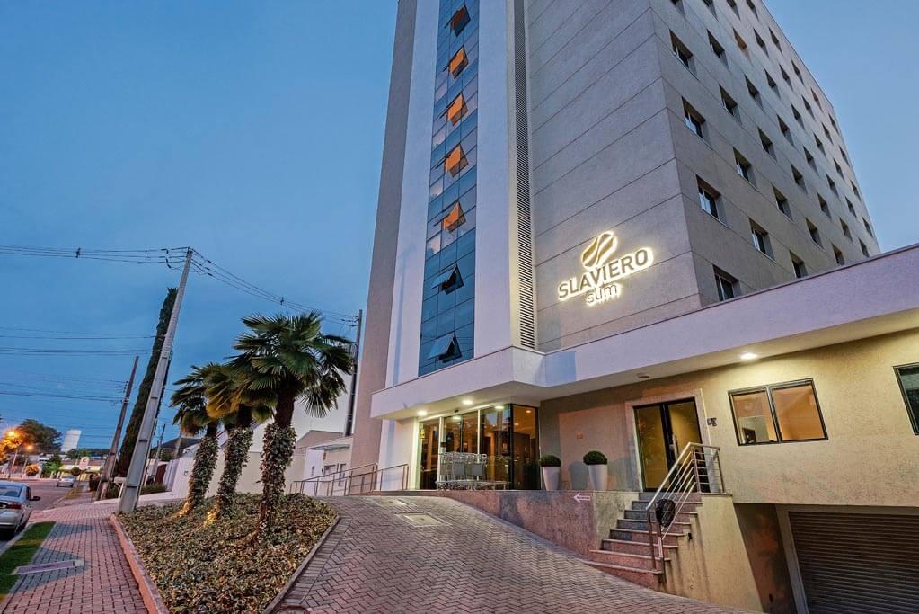 Hotel Slim Curitiba