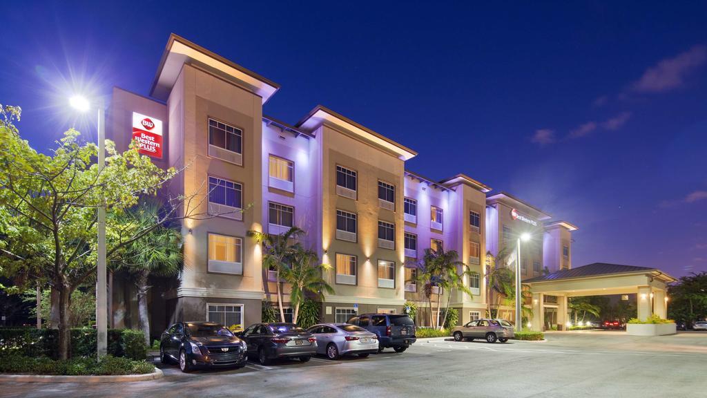 melhores hotéis de Miami: Best Western Plus Miami Airport North Hotel Suites