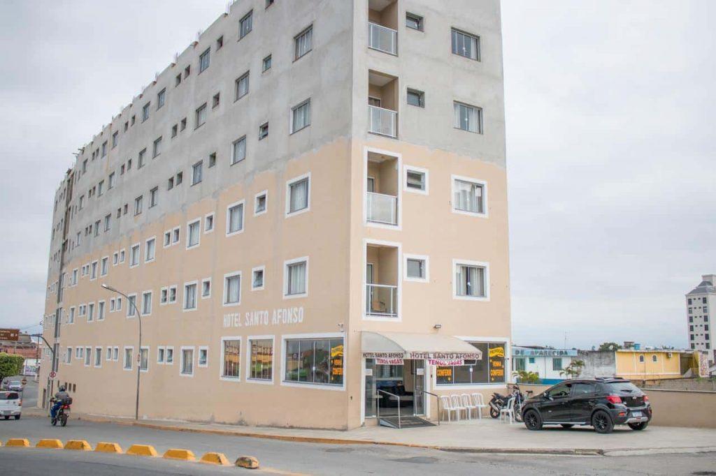 Melhores Hoteis de Aparecida do Norte: Hotel Santo Afonso