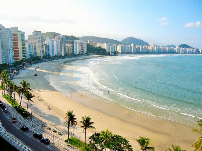 melhores hotéis do Guarujá