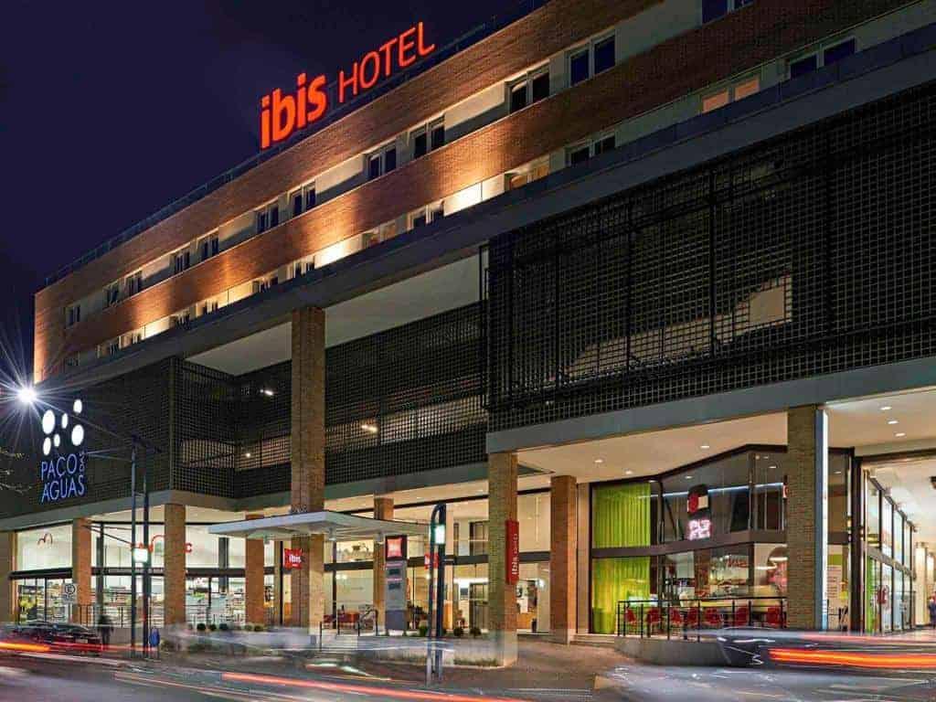 hotel Ibis Poços de Caldas