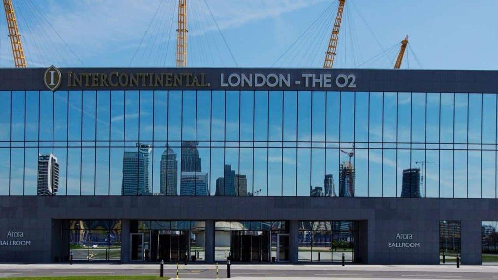 Intercontinental London The O2