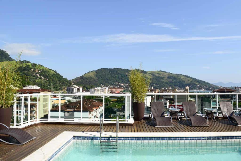 Melhores Hotéis de Angra dos Reis - Angra Beach Hotel