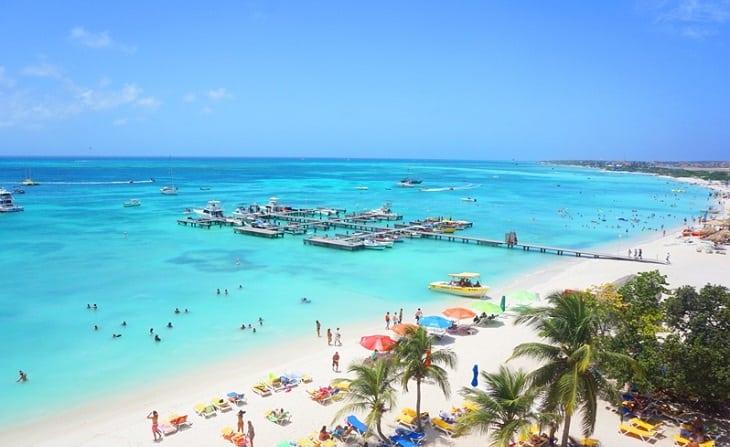 Melhores Hotéis de Aruba