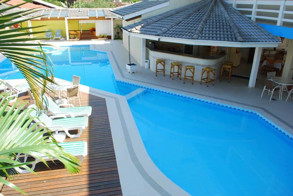 Melhores Hotéis do Litoral Norte de São Paulo: Ciribaí Praia Hotel