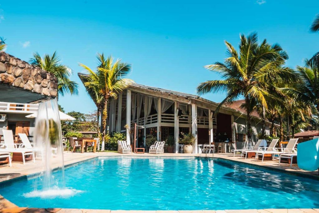 Melhores Hotéis do Litoral Norte de São Paulo: Hotel Delta Maresias