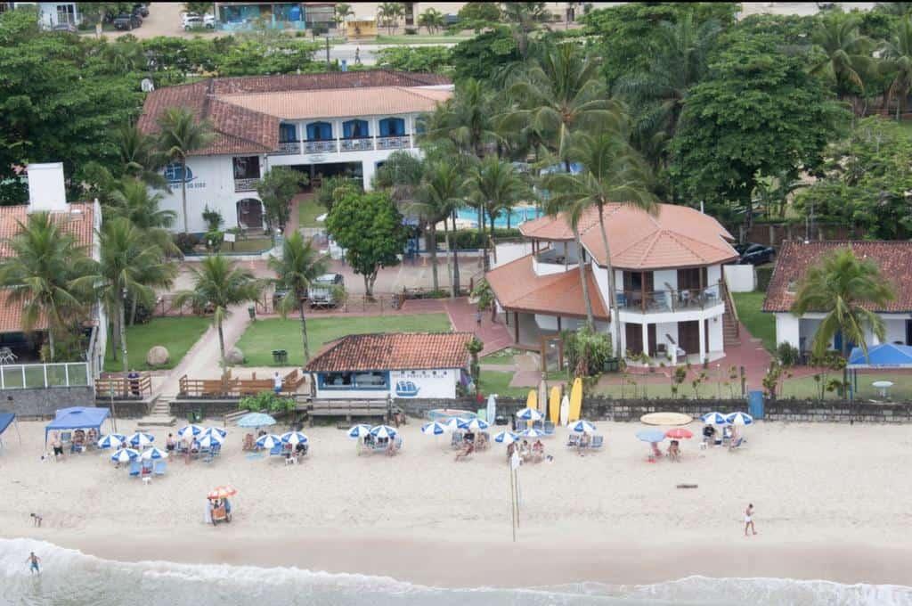 Melhores Hotéis do Litoral Norte de São Paulo: Hotel Porto do Eixo