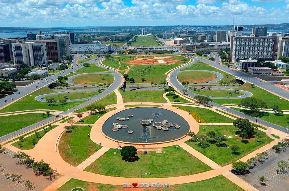 melhores hotéis de Brasília