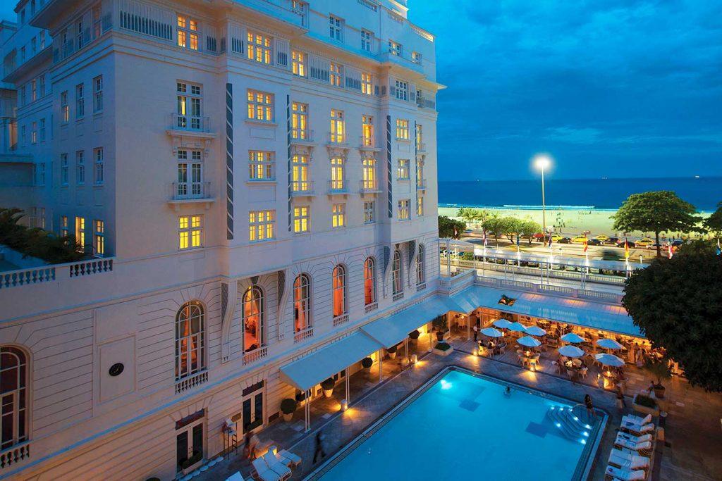 hotéis de luxo