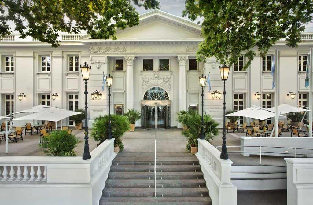 Melhores hotéis de Mendoza: Park Hyatt Mendoza Hotele Casino Spa