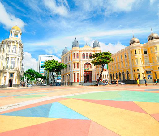 melhores hotéis de Recife