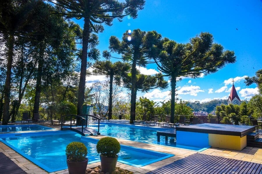 Wish Serrano Resort & Convention Gramado GJP