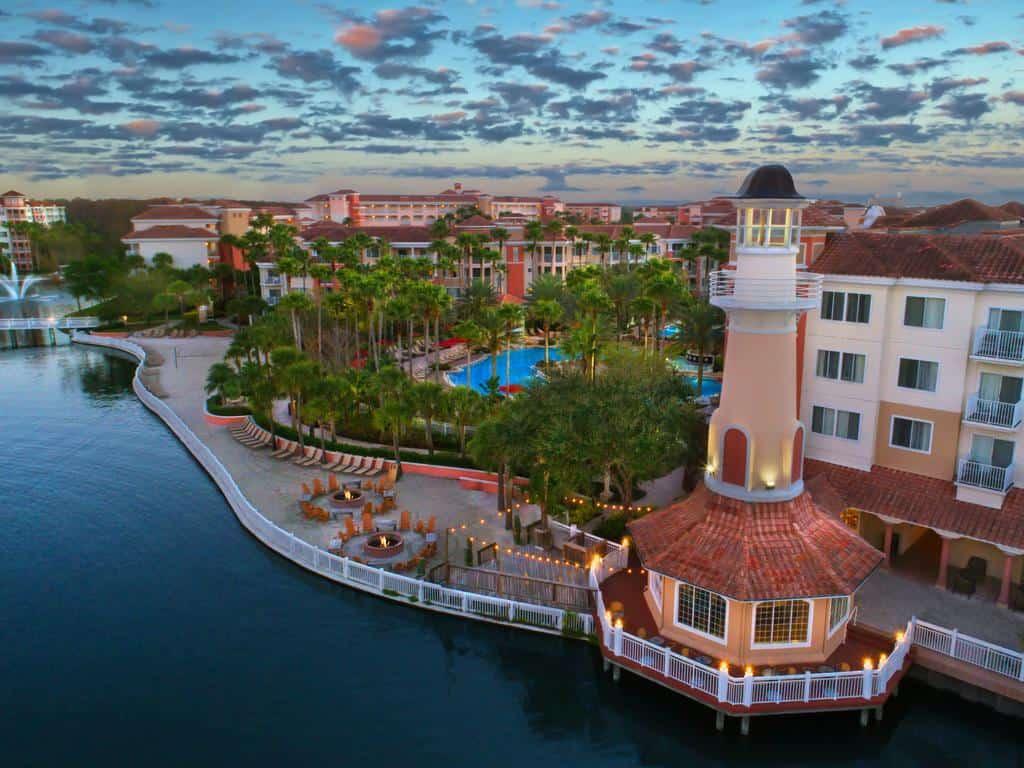 Melhores Hotéis de Orlando: Marriott's Grande Vista