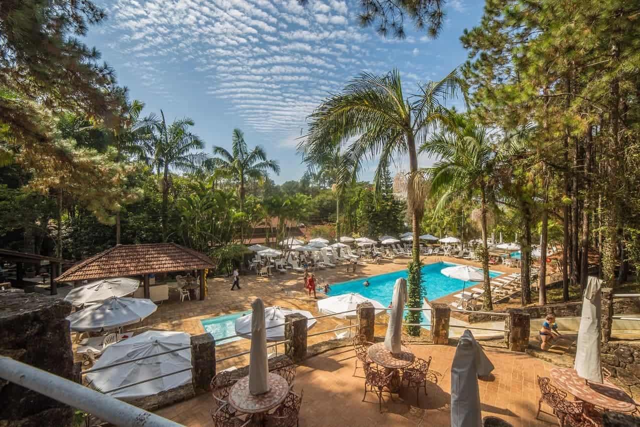 Hotel Estancia Atibainha