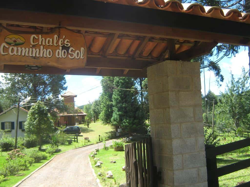 Hotel Fazenda Chales Caminho do Sol monte verde 2